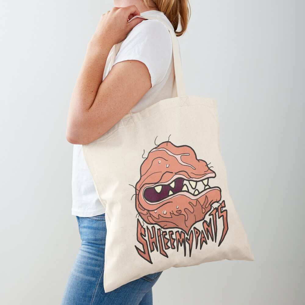 Shleemypants from Rick and Morty Season 4 Tote Bag