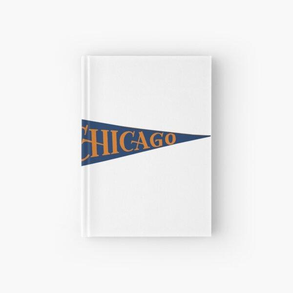 Chicago Pennant Hardcover Journal