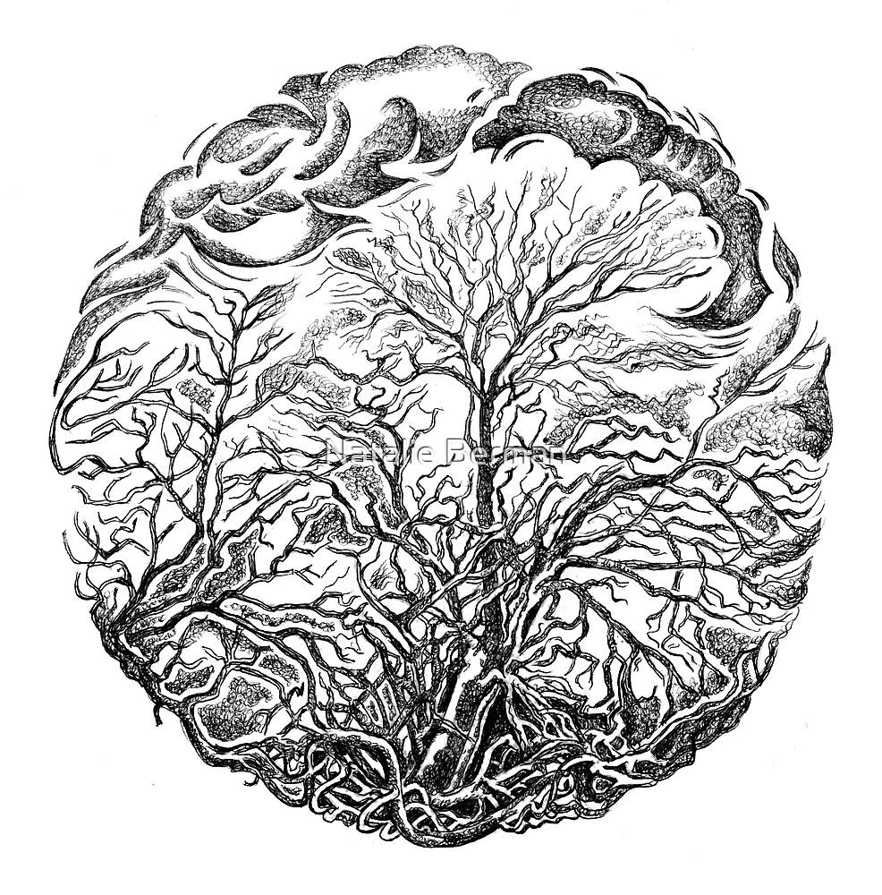 Trees by Natalie Berman