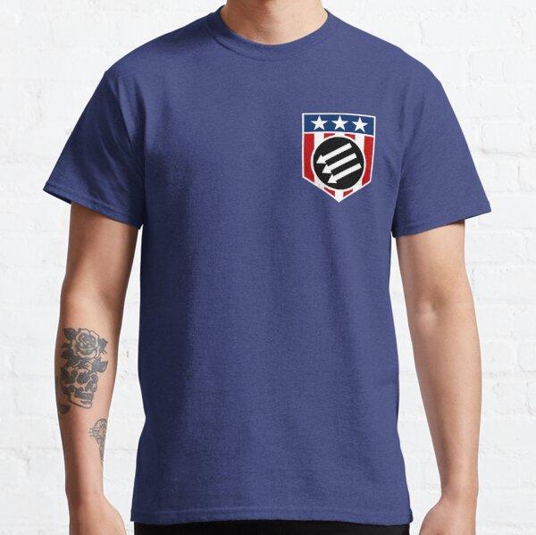 American Iron Front Badge Shirt Classic T-Shirt