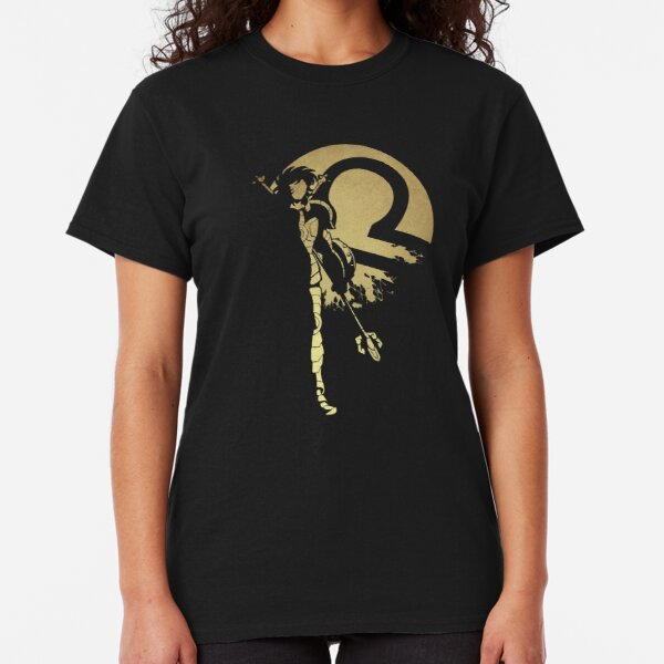 Gold Saint Libra Classic T-Shirt