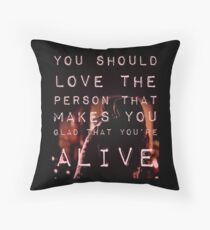 That's What Love Should Be Throw Pillow