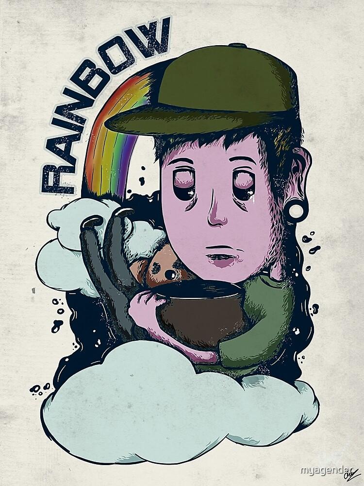rainbow. by myagender