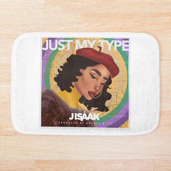 """Official """"Just My Type"""" Merch Bath Mat"""