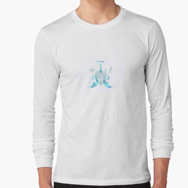Crystal Sea Creature Long Sleeve T-Shirt