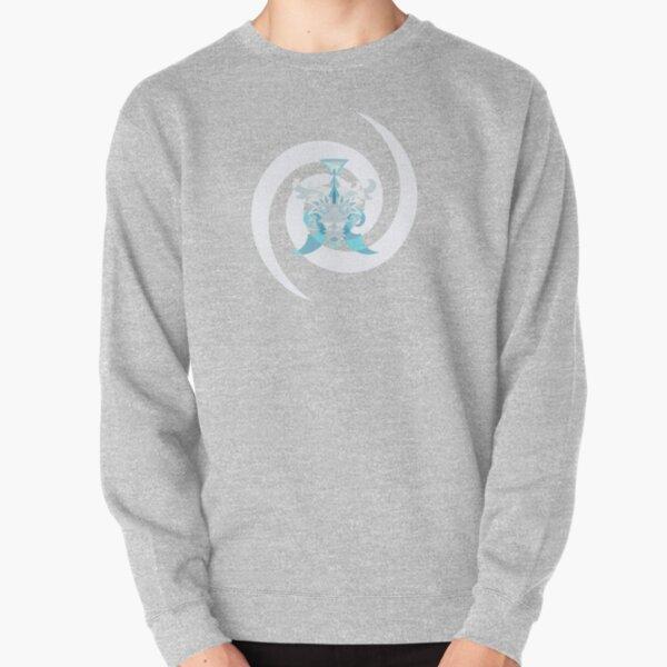 Crystal Sea Creature Pullover Sweatshirt