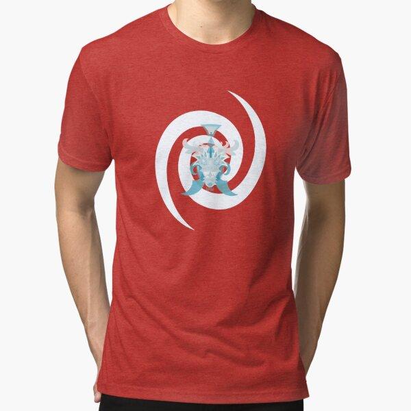Crystal Sea Creature Tri-blend T-Shirt