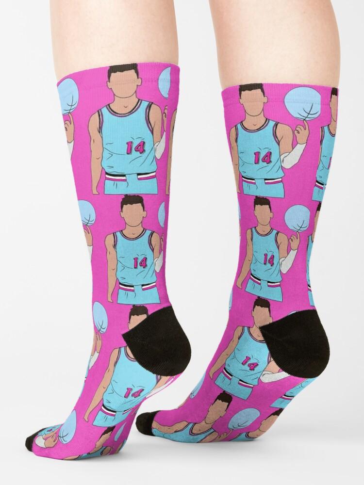 Alternate view of Tyler Herro Vice Socks