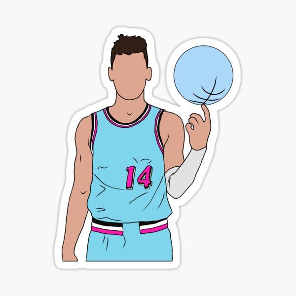 Tyler Herro Vice Sticker