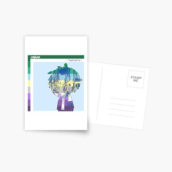 """Official """"Hypergamy Album Cover"""" Merch Postcard"""