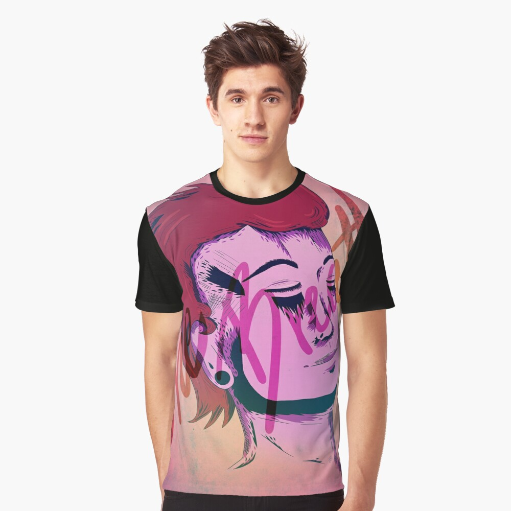 one breath. Graphic T-Shirt