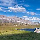Loch Stack, Scotland by Curtis Budden