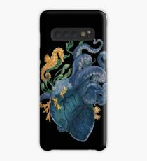 Heart - Ocean Case/Skin for Samsung Galaxy