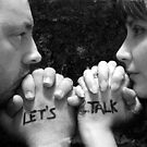 Let's Talk by SquarePeg