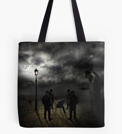Self Admonition Tote Bag