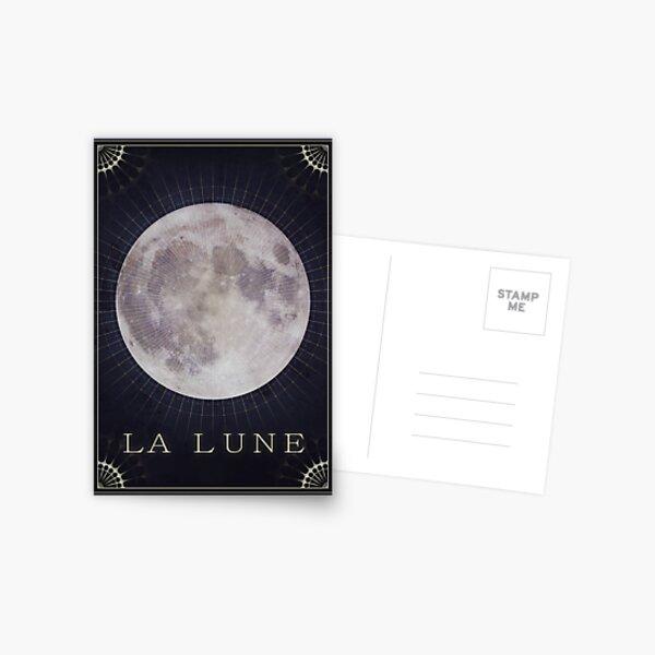 La Lune  Postcard