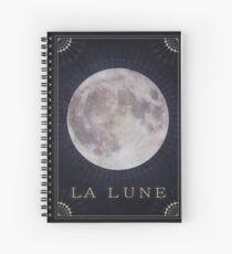 La Lune  Spiral Notebook