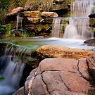 """Thorndon Falls"" by Heather Thorning"