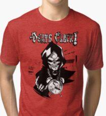 DeathClock! Tri-blend T-Shirt