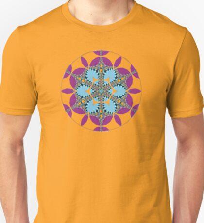 Ordandri Geometry Mandala T-Shirt