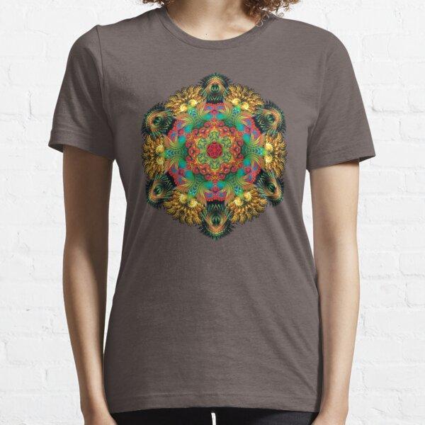 Fractal Mandala Essential T-Shirt