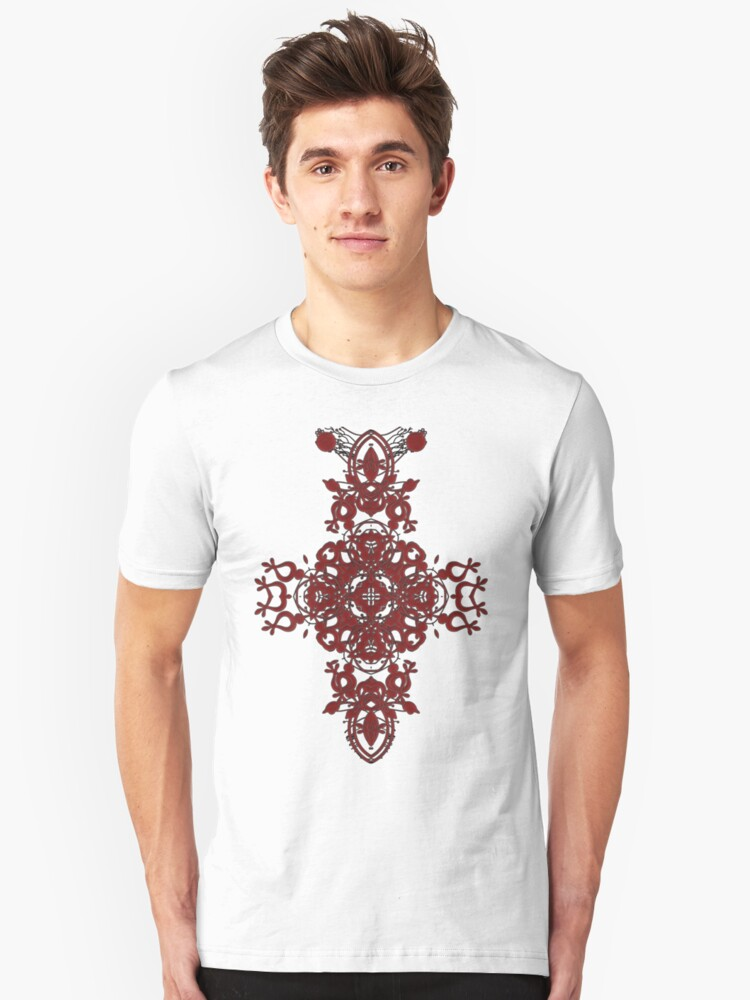 redtwined Unisex T-Shirt Front