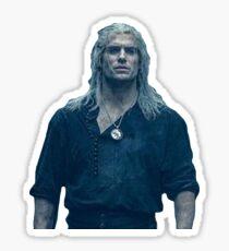 insult the rain Sticker
