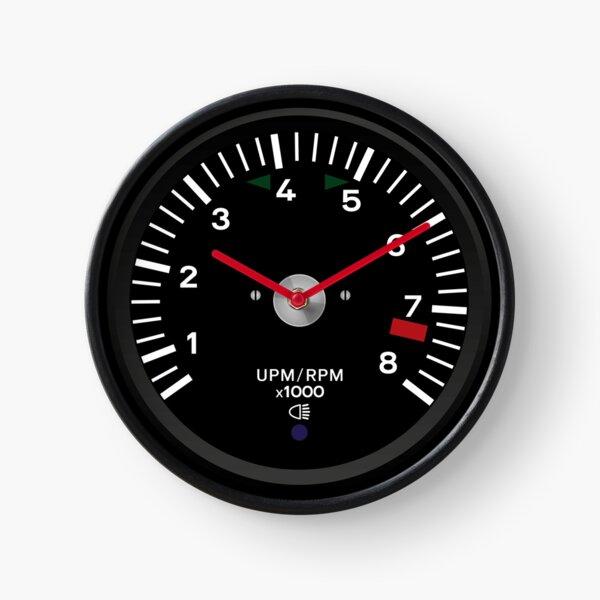 Porsche 911 Carrera RS Rev Counter Clock