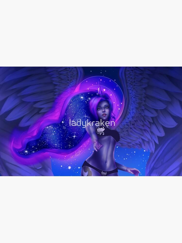 Blue Moon Goddess Bikini by ladykraken