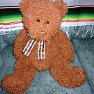 Teddy Bear - Oscar by EdsMum