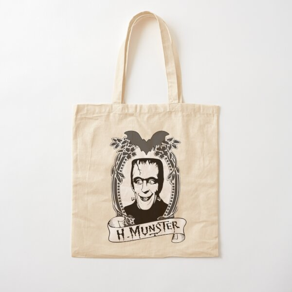Herman Munster - The Munsters Cotton Tote Bag