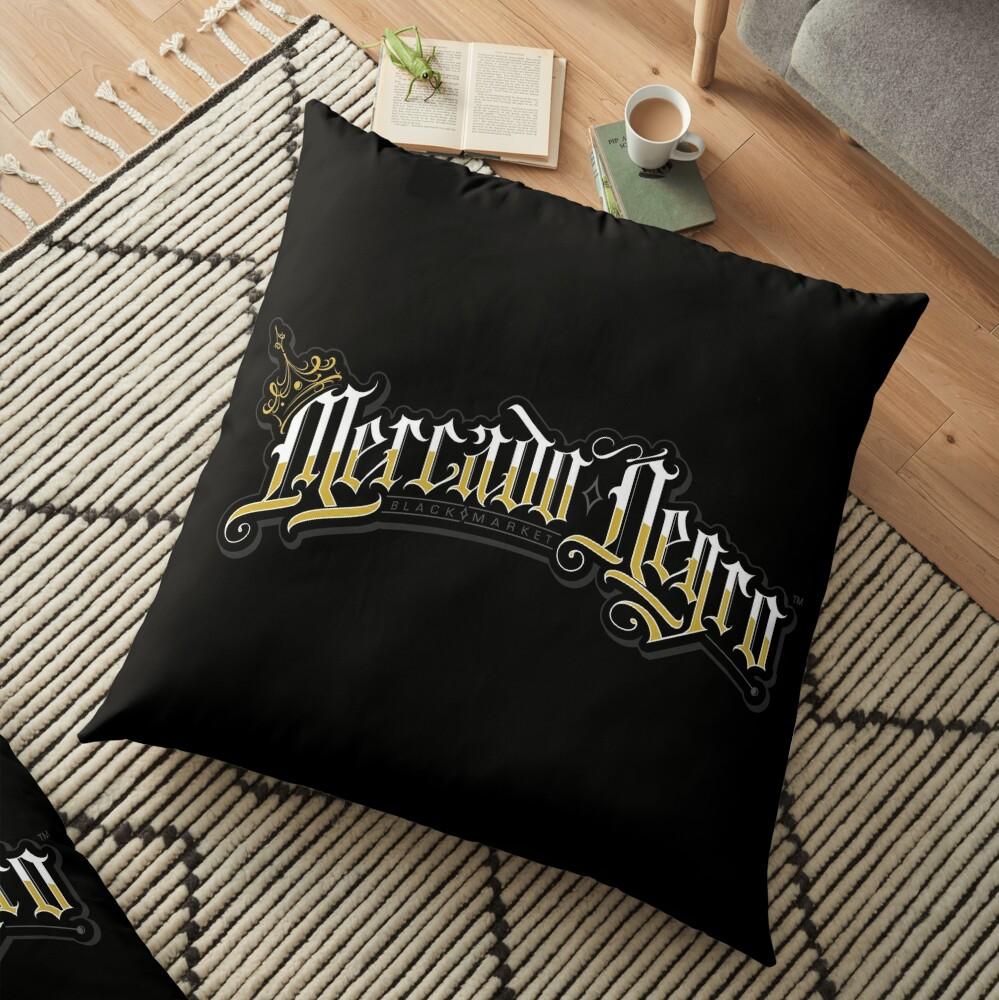 Black Market Kings Floor Pillow
