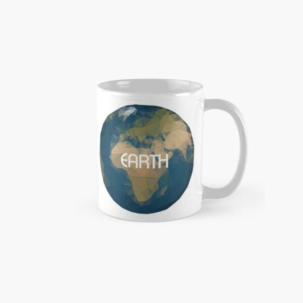 Planet Erde Tasse (Standard)