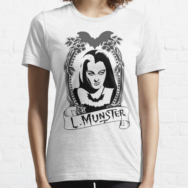Lily Munster - The Munsters Essential T-Shirt
