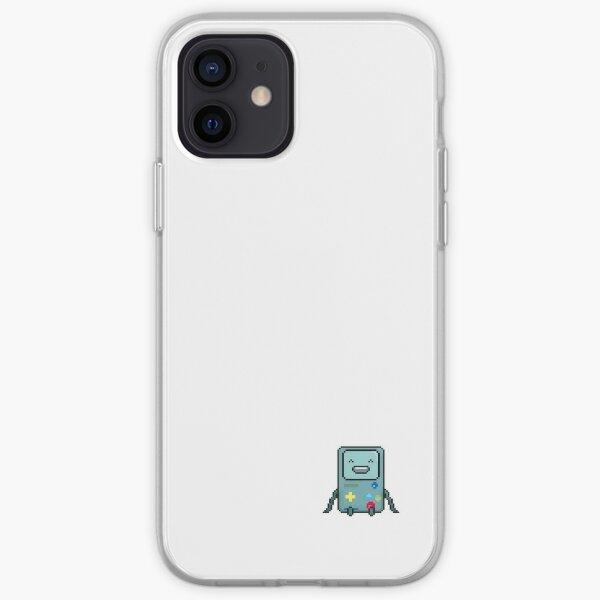 Adventure Time BMO Pixel Art Funda blanda para iPhone