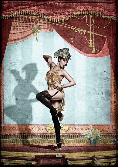 Vintage Pleaser by Greg Desiatov