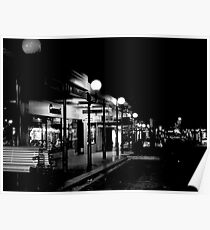 Nowra Main St  Poster
