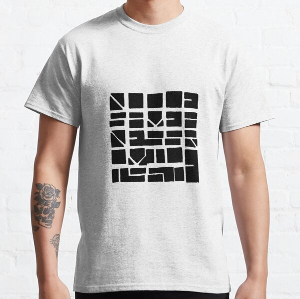 NUCLE... (BLACK SPACE) Classic T-Shirt
