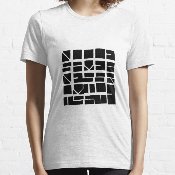 NUCLE... (BLACK SPACE) Essential T-Shirt