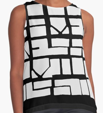 NUCLE... (WHITE SPACE) Sleeveless Top