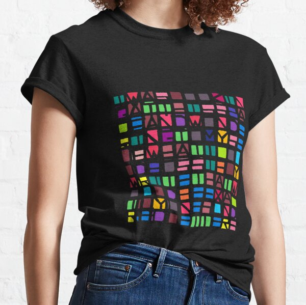 IWASLOOKIN... (COLOUR SPACE) Classic T-Shirt