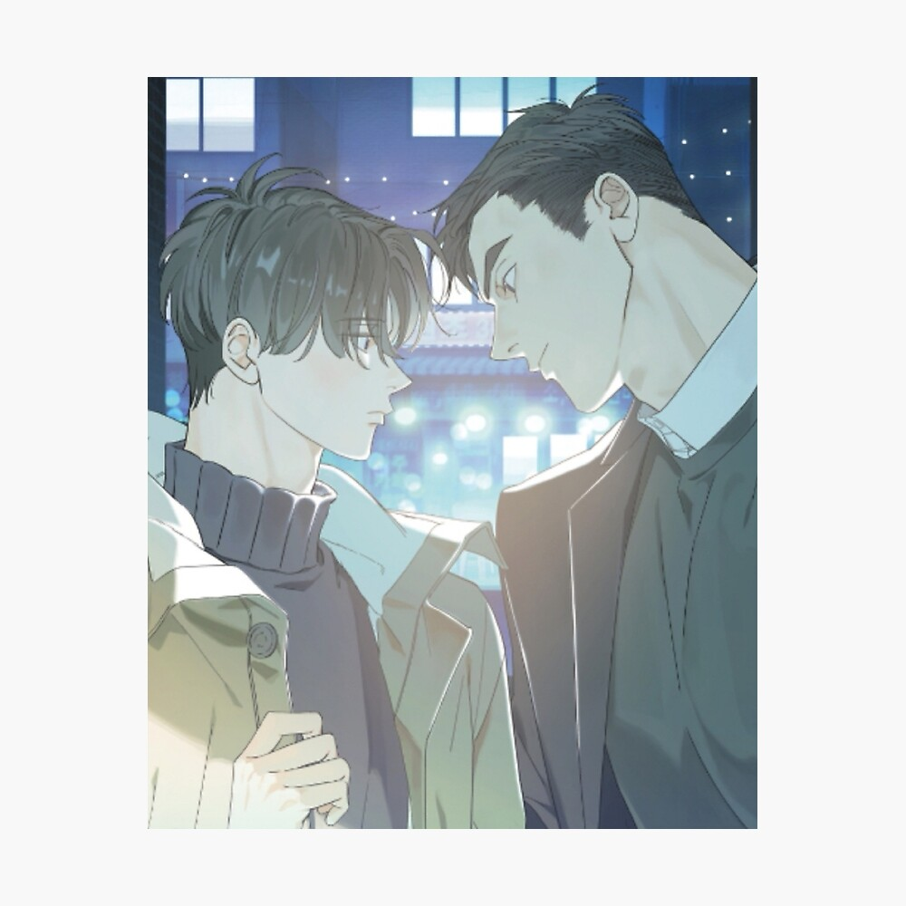 Hyperventilation Bl Metal Print By Mooka22 Redbubble Romance, school, slice of life, yaoi tagged with: redbubble