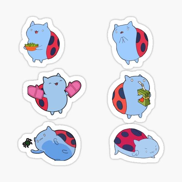 CatBug colleciton Sticker