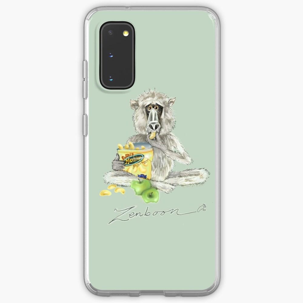 Zenboon Munchies Case & Skin for Samsung Galaxy