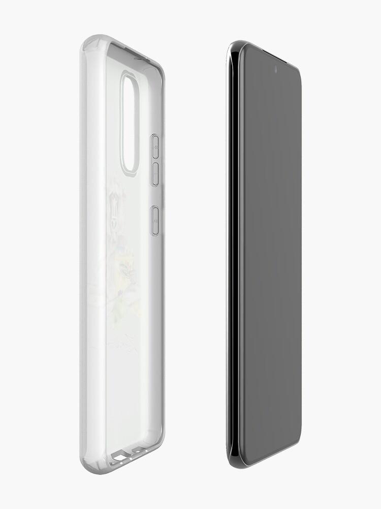 Alternate view of Zenboon Munchies Case & Skin for Samsung Galaxy
