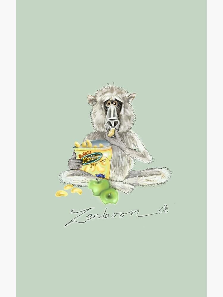 Zenboon Munchies by cheriedirksen