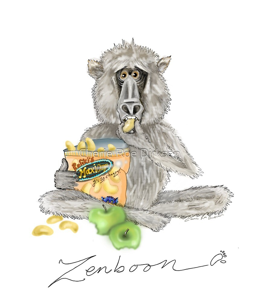 Zenboon Munchies by Cherie Roe Dirksen