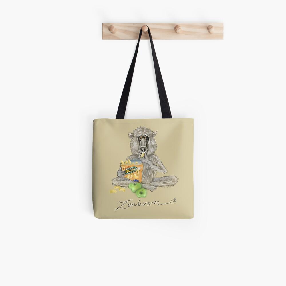 Zenboon Munchies Tote Bag