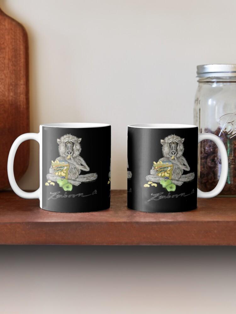 Alternate view of Zenboon Munchies Mug