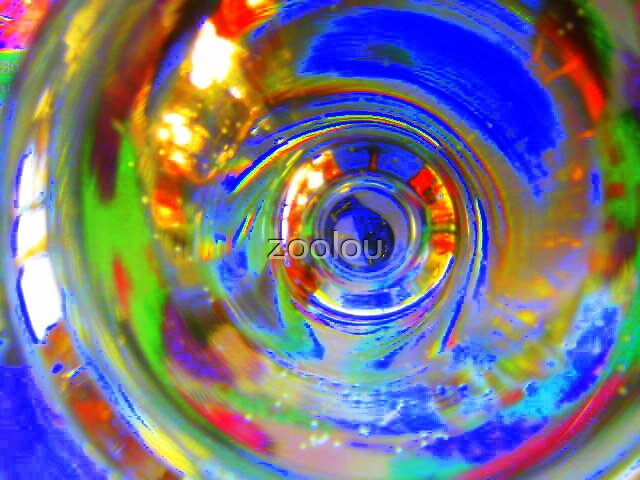tHe    cOlOuR    wHeEl     wItHiN    tHe    eYe by zoolou